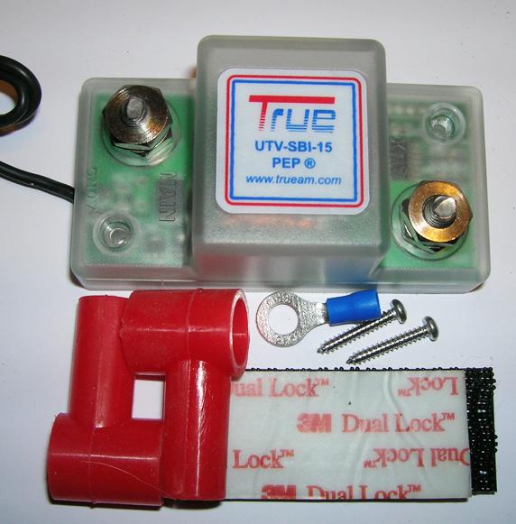 Utv Sbi 18 Isolator With Pep Trueam Dual Battery Isolator