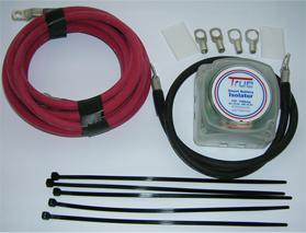 Medium Dual Battery Kit
